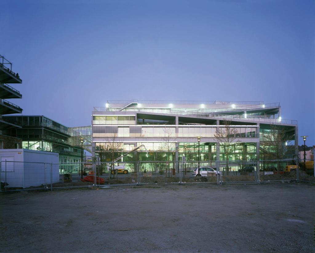 Lacaton vassal for Architecture nantes